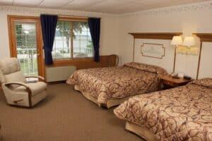 lodging in Door County