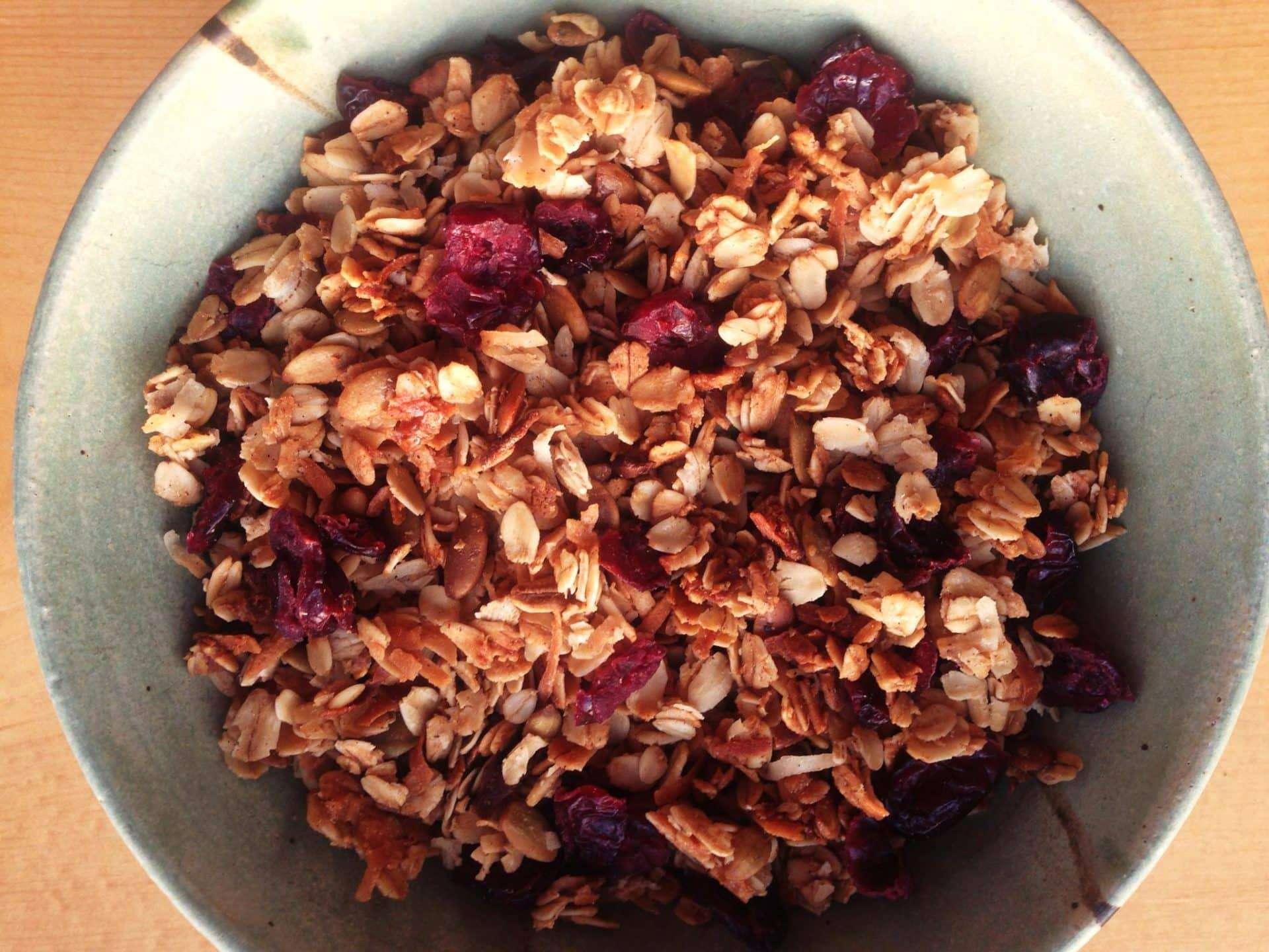 Door County Love – Artisian Granola