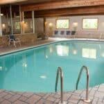 Indoor pool Ephraim Shores