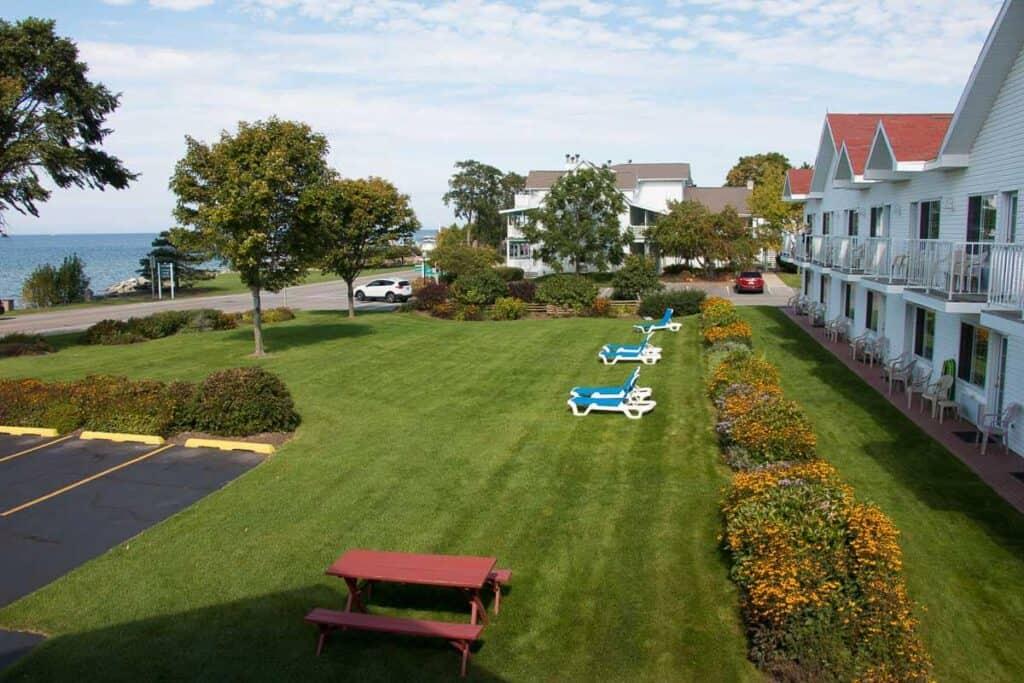 Ephraim Shores hotels in Door County, WI