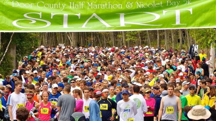 Door County Half Marathon 2019