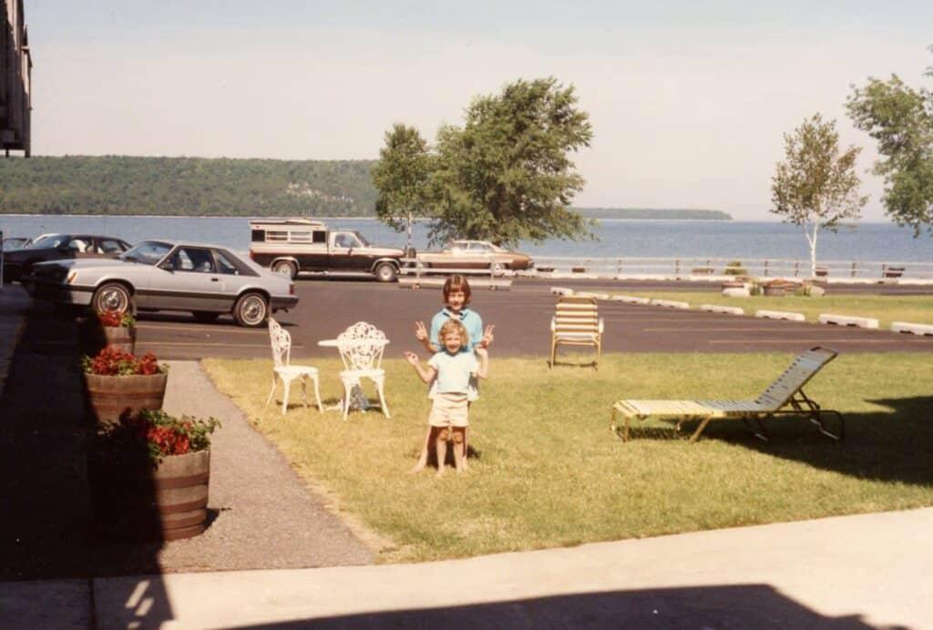 Door County family resorts