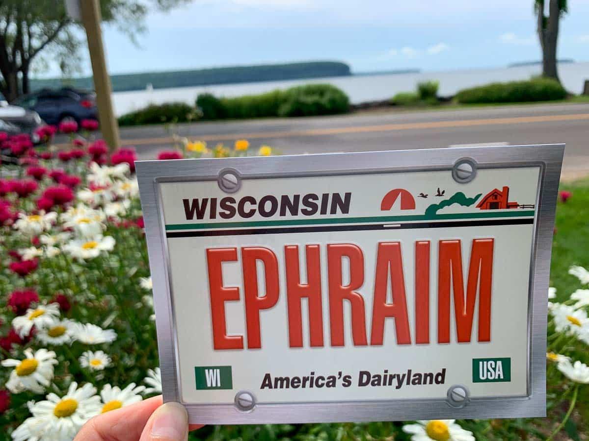 Ephraim postcards