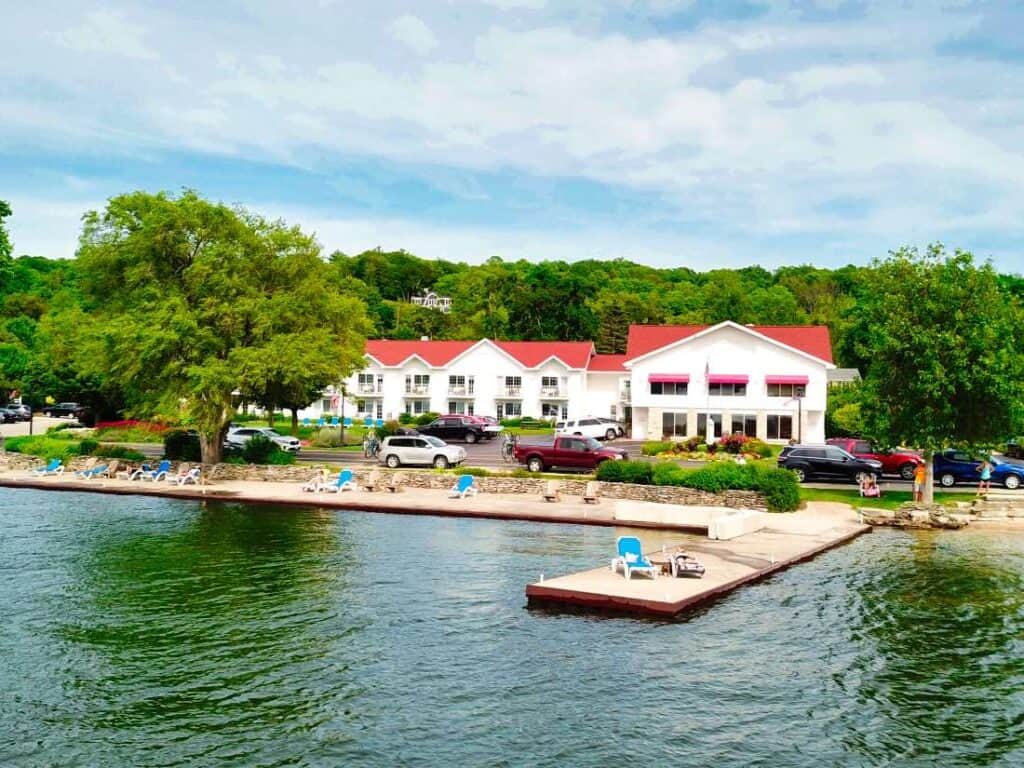 Places to stay in Door County on the water
