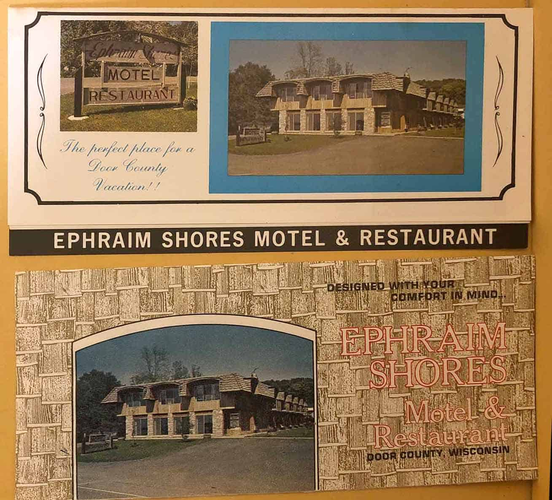 ephraim wisconsin hotels