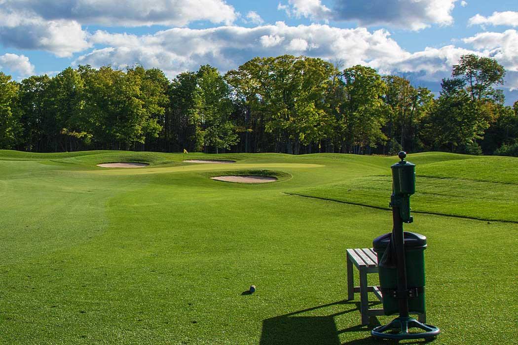 Ephraim Shores golf vacations in Door County