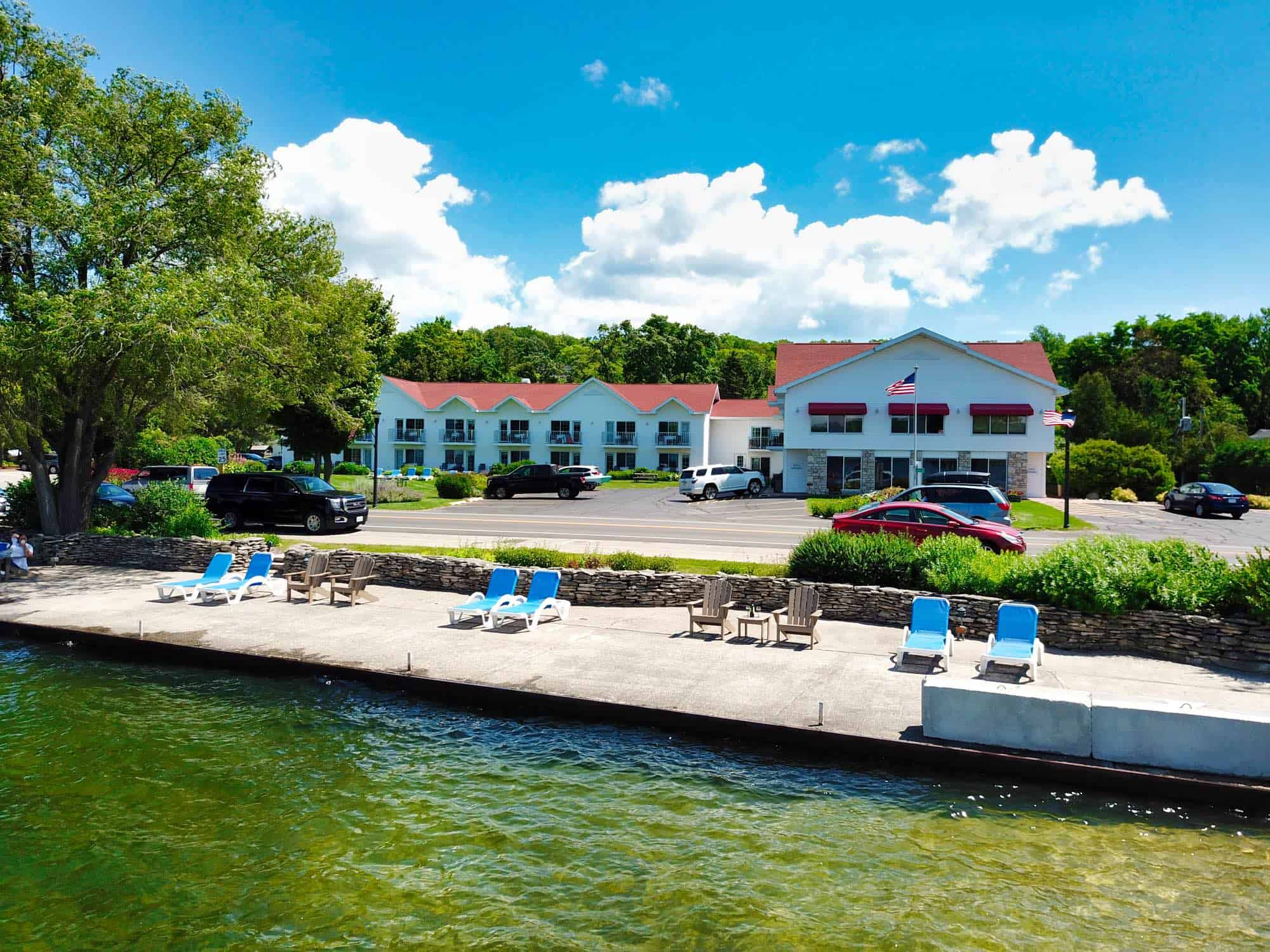 Ephraim Shores Door County lodging deals