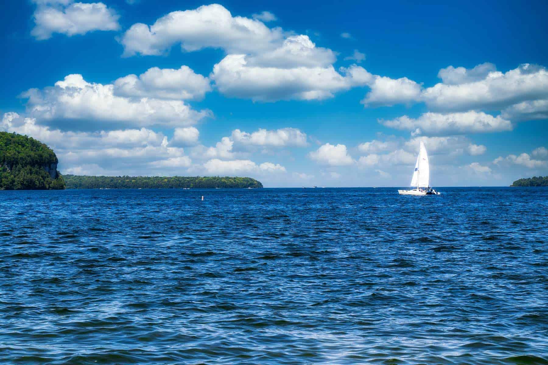 Ephraim Shores Resort beach resorts in Wisconsin