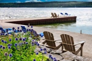 Ephraim Shores Resort Door County vacations
