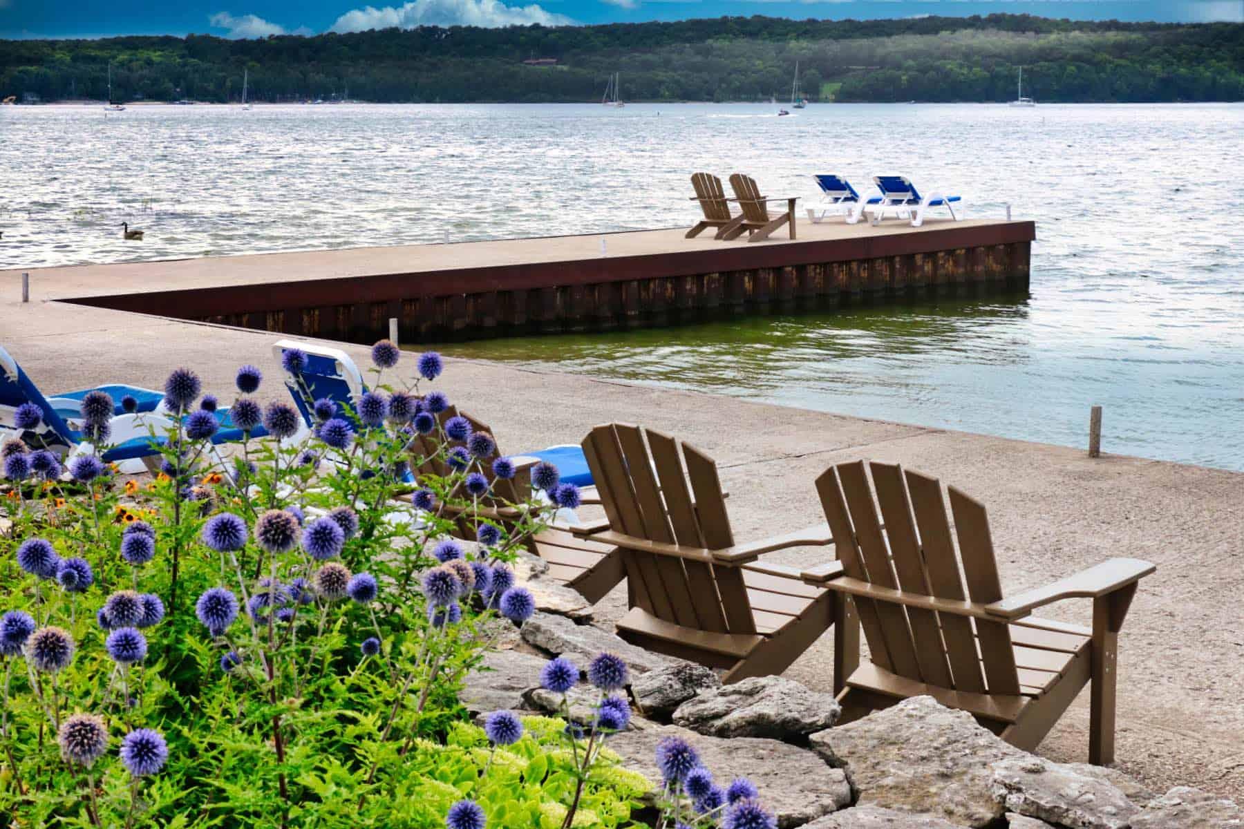 Ephraim Shores Resort Door County vacations